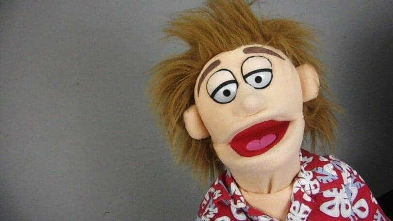 Meet Puppettown Gamer Duane