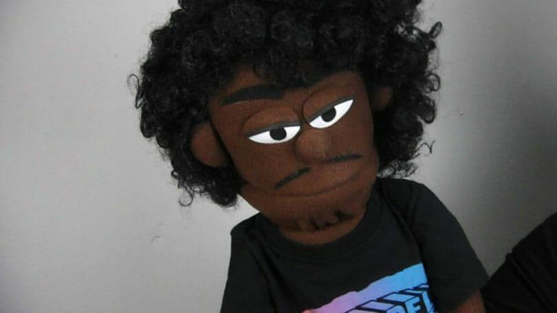 Black Brad Is Mad