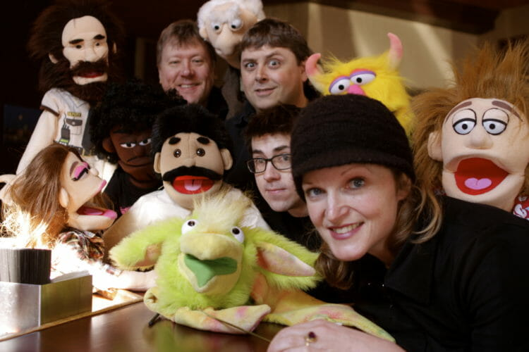 Meet The Cast Of Puppettown!