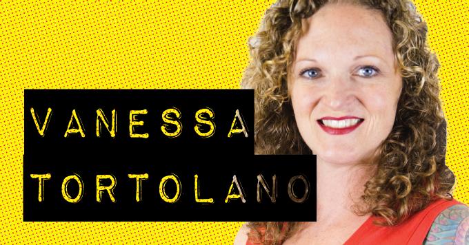 Headshot of Vanessa Tortolano