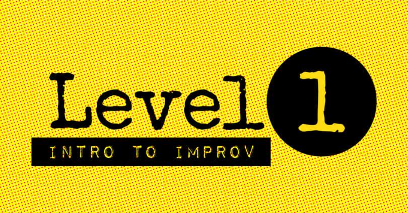 Monkey Business Institute Level 1 Improv Class