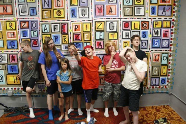 Kids Improv Camp
