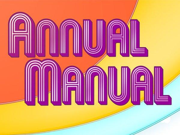 Isthmus Annual Manual 2017