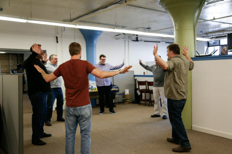 Improv In the Workplace