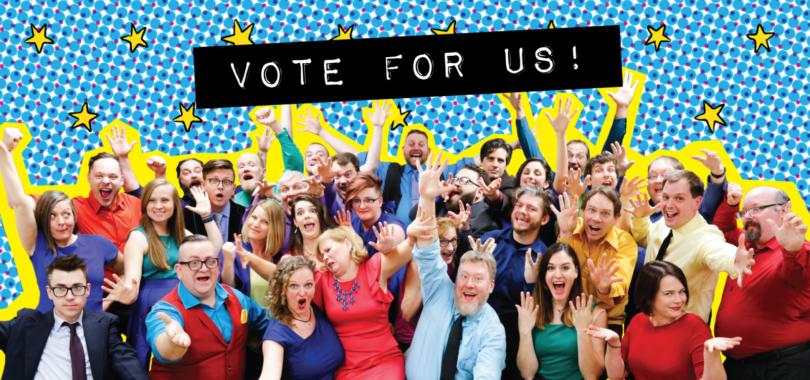 Vote MBI for MadFaves 2019