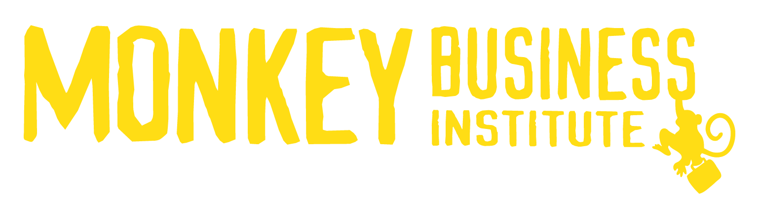 Monkey Business institute logo.