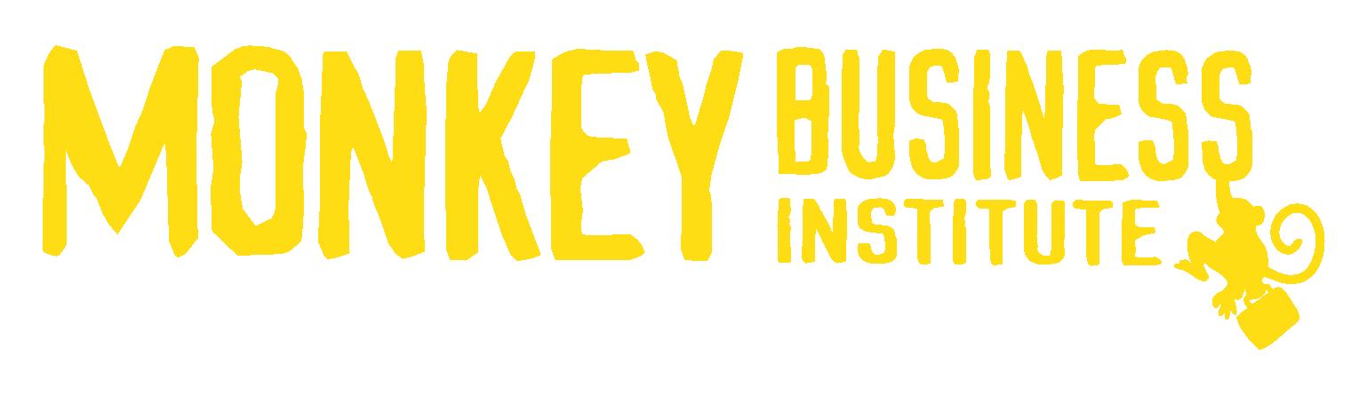 Monkey Business institute logo.