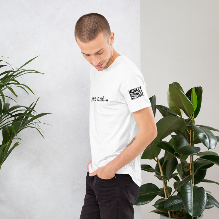 Photo of Short-Sleeve Unisex T-Shirt