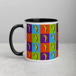 Photo of Mug with Color Inside
