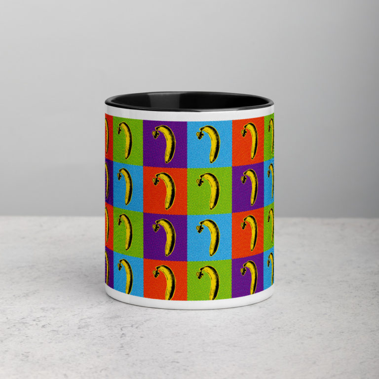 Photo of Mug with Color Inside