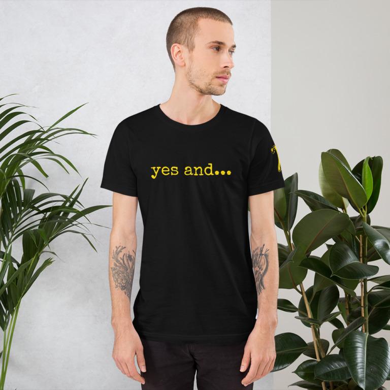 Photo of Short-Sleeve Unisex T-Shirt