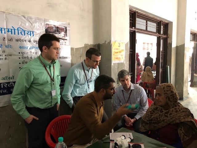 Outreach camp india