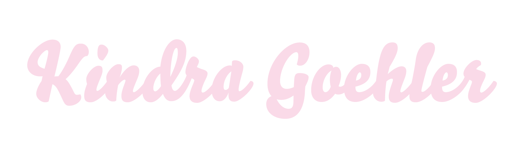 Logo for Kindra Goehler.