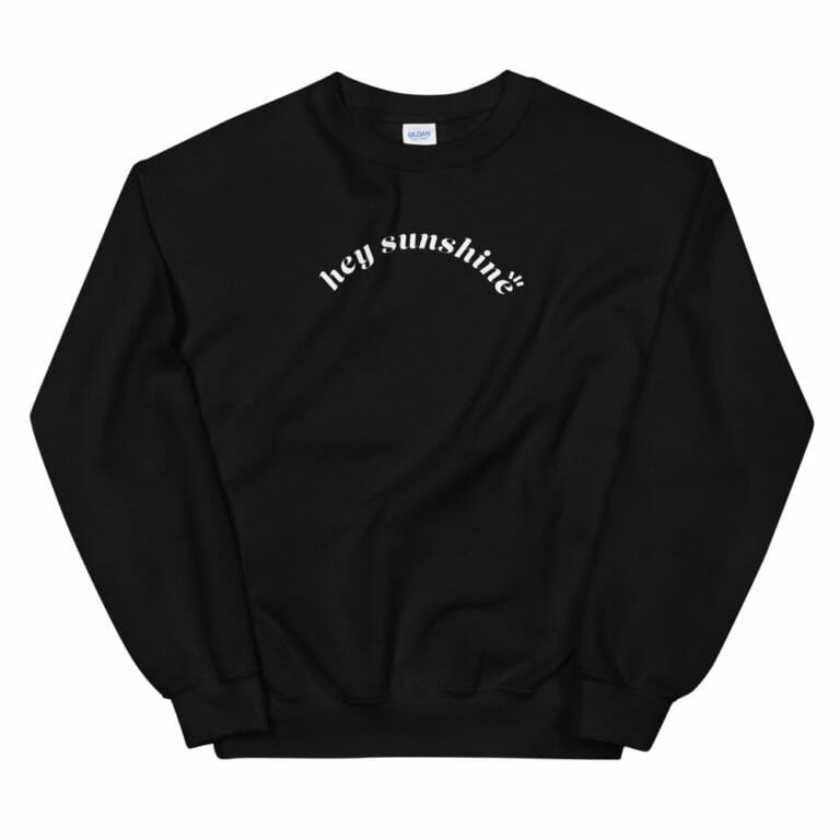 Photo of Hey Gorgeous Crewneck Sweatshirt