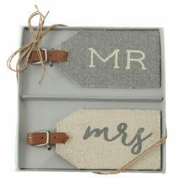 Photo of Wedding Luggage Tags