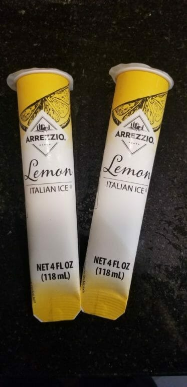 Photo of Lemon Italian Ice