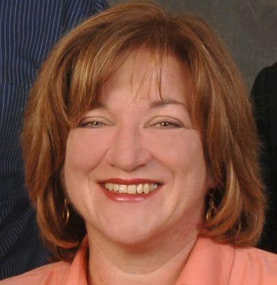 Christine Johnson Headshot