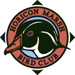 Logo for Horicon Marsh Bird Club.