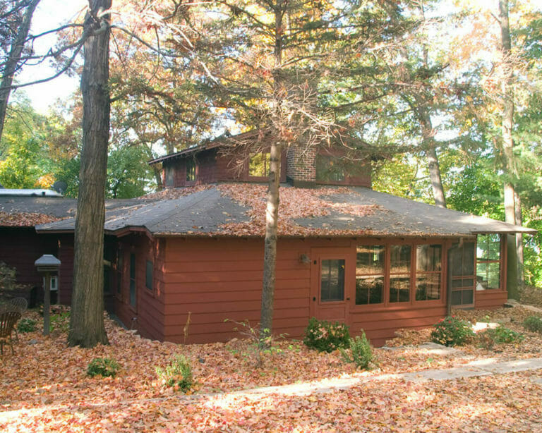 Residential historic renovation/restoration of a 1911 cottage in Monona, near Madison.