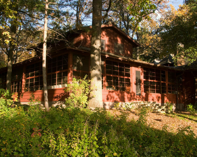 Residential historic renovation/restoration of a 1911 cottage on the shore of Lake Monona near Madison. Winner of NARI Madison Contractor of the Year Award & Madison Trust for Historic Preservation Award 2009.