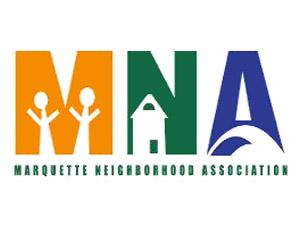 Marquette Neighborhood Association Logo