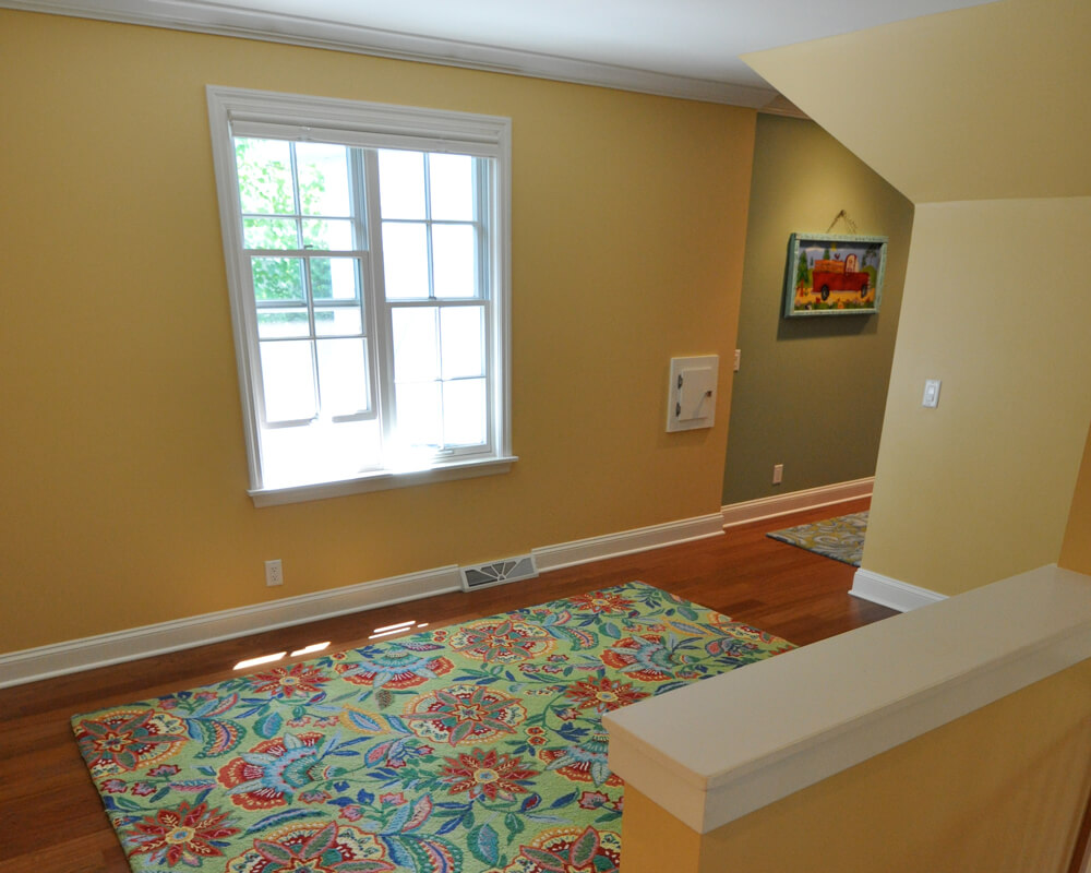 Whole-house remodel for a colonial home in Maple Bluff, Wisconsin by TDS Custom Construction.