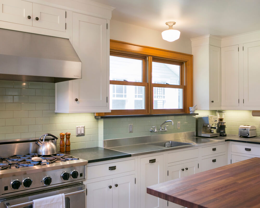 Kitchen remodel by TDS Custom Construction in Madison, Wisconsin.