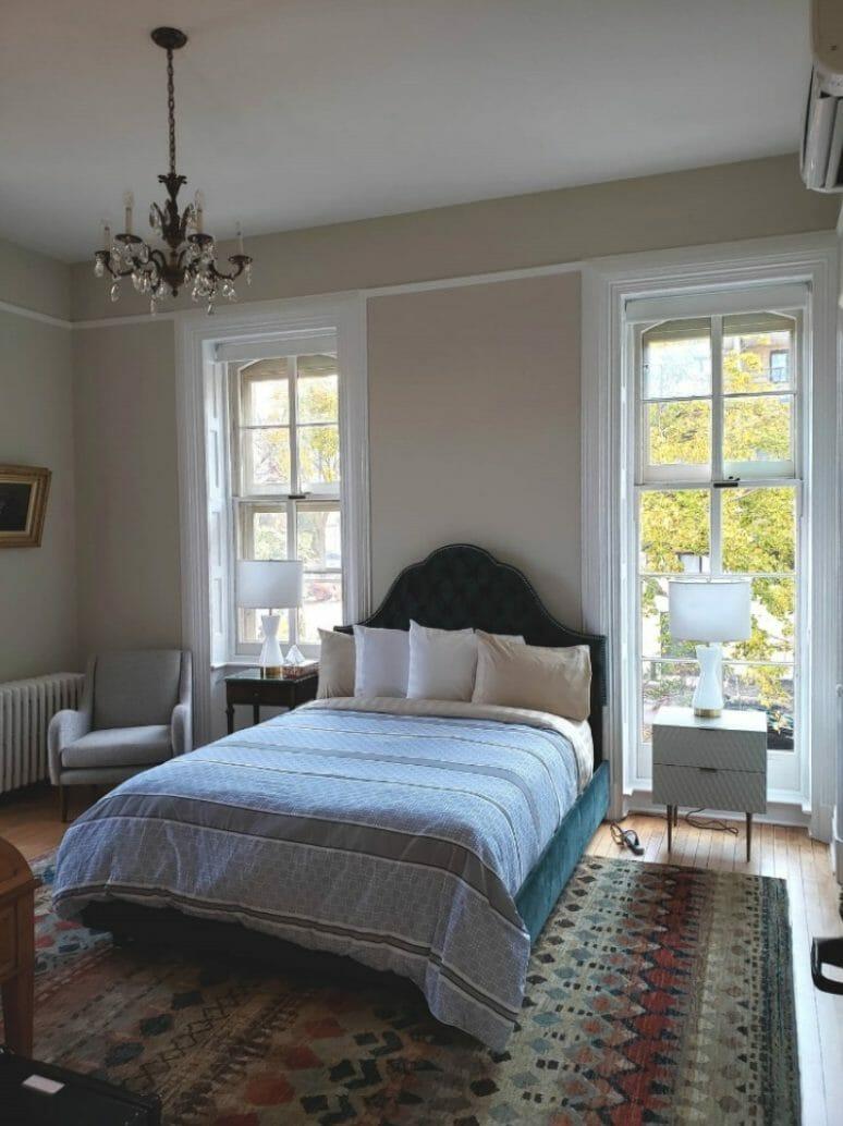 Governor's Mansion Bedroom