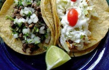 El Sabor de Puebla tacos