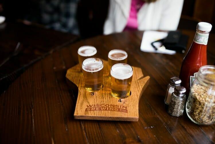 Craft beer tour Madison, Wisconsin