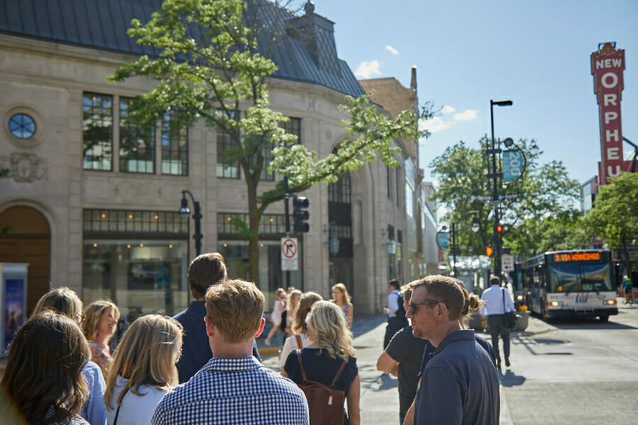 Food Tour Around The Capitol Square Madison, Wisconsin