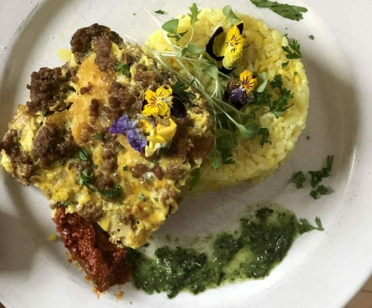 Bobotie – A South African Specialty from the Quarantine Kitchen
