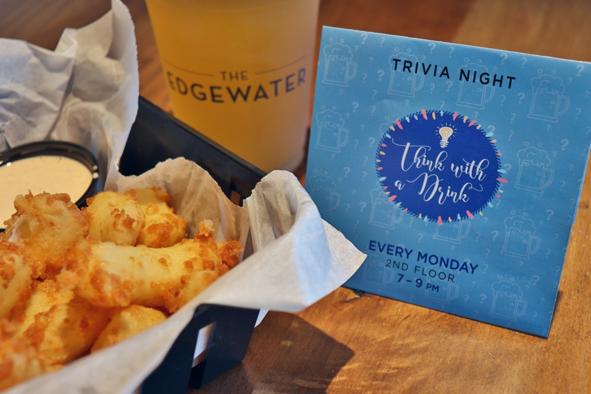 Think with a Drink at The Edgewater