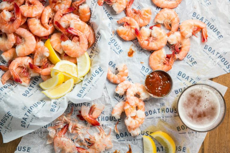 Photo of Shrimp at the Boathouse
