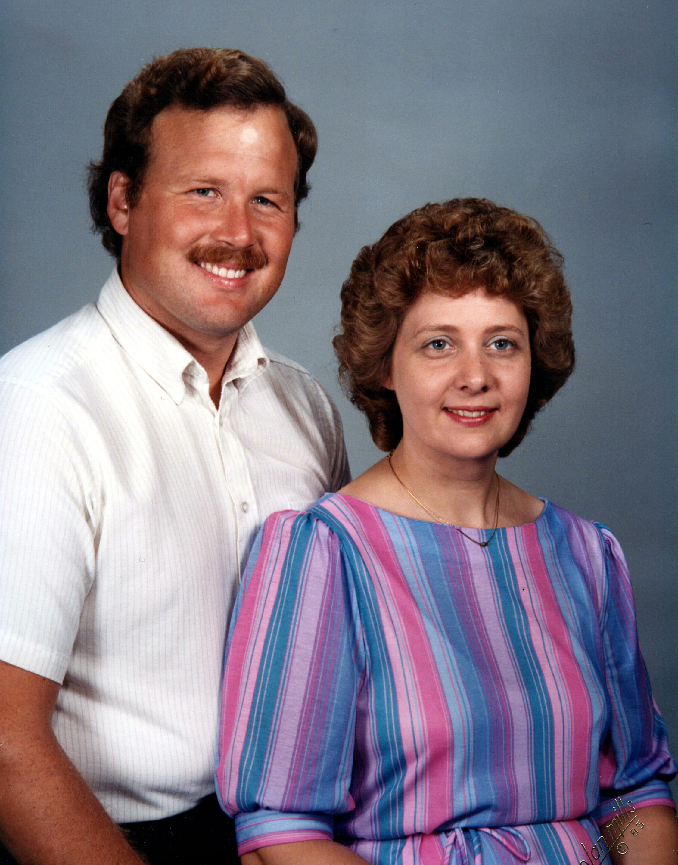 Marsh Haven Nature Center Co-Founders – Lawrence & Sandra Vine